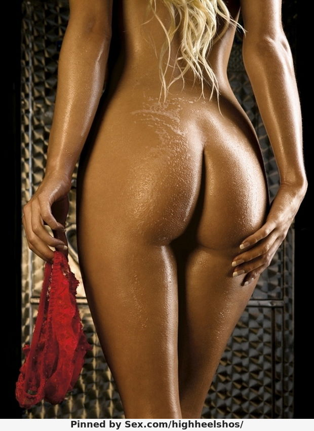 Hot Red Panties