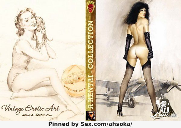 Vintage Erotic Art 01×16 Adult comics porn Pictures