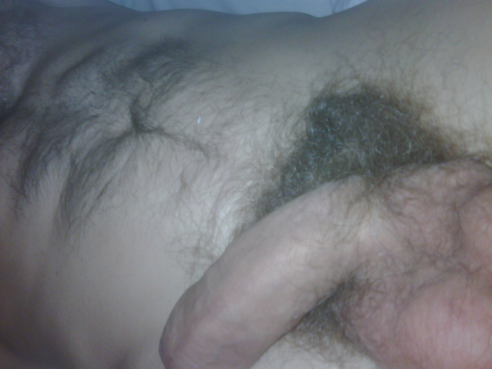 cock and body shot