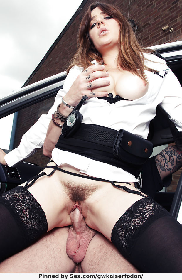 Samantha Bentley fucked outdoors