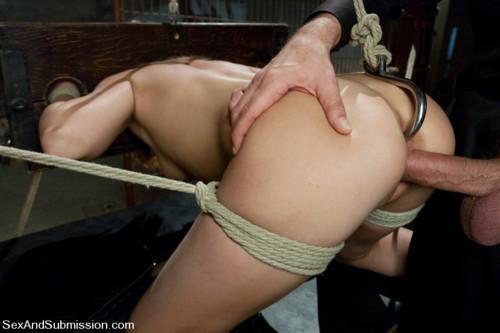 #rope #tied #kinbaku #cock #unf #anal #toys #cuffs