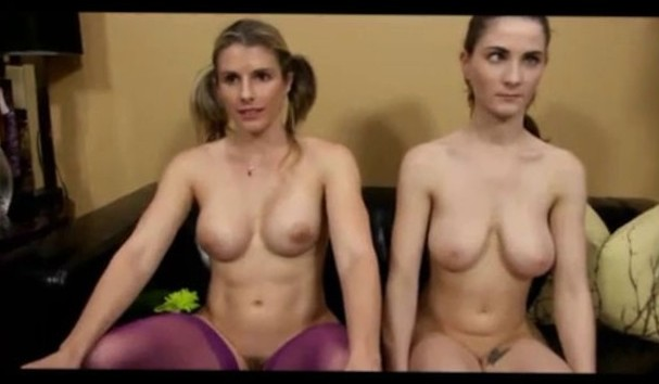 Cory Chase and Molly Jane are Robots