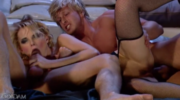 Tarra White The Whore Threesome Fuck