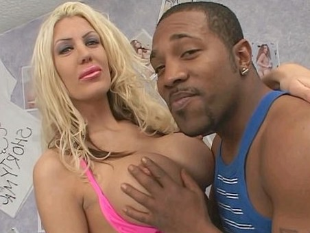 interacial sex with blonde milf