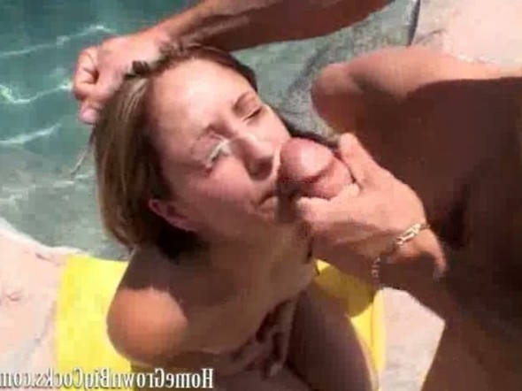 Pretty Sammy Having A Steamy Hardcore Sex By The Poolside