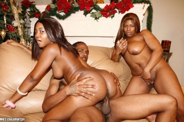 Horny Black Mothers and Daughters 8 – Dia Balickall & Chili Peppers